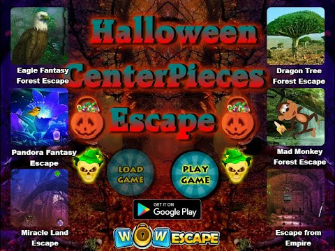 if you havent play the game click here to start now play here wowescape halloween centerpieces escape
